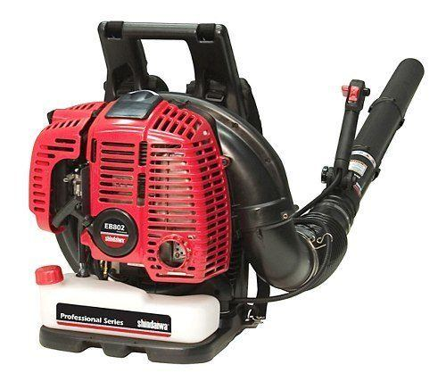 shindaiwa blower review