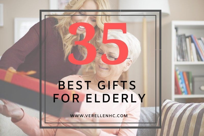 best gifts for elderly parents